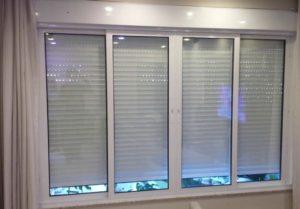 janela integrada