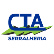 CTA Serralheria  Logo